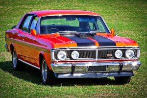 Ford Fairmont GT