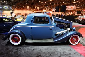 Ford Coupe 1934