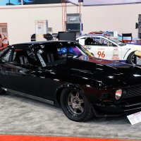 SEMA 2009: Trans-Cammer 1970 Ford Mustang заслужил оцифровку и вечную жизнь